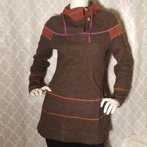 Prana hooded fleece